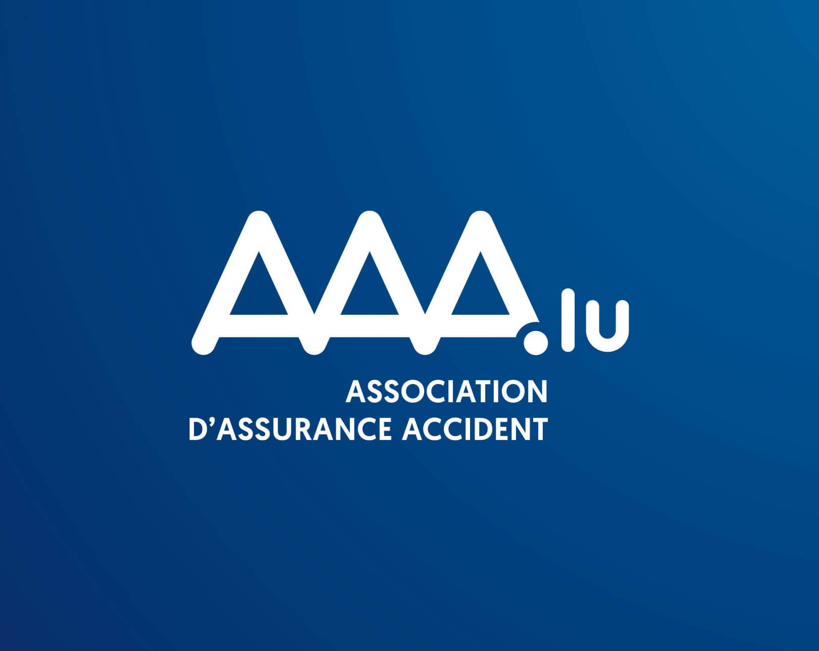 Association d'Assurance Accident - Identité visuelle