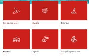 """page """"à propos"""" pour le site copas.lu - version grand public"""